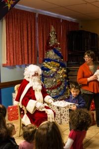 Noel des enfants @ salle des fêtes