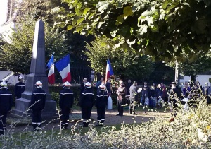 Commémoration 8 mai 1945 @ Monument aux morts