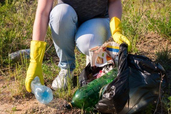 Ramassage déchets @ Rendez-vous devant le lavoir